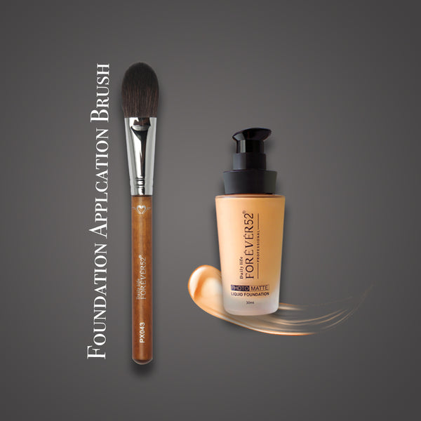 Foundation Application Brush - PX043