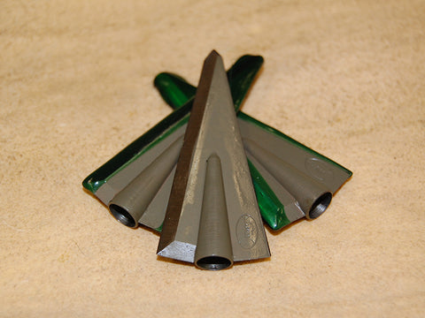 Abowyer Brown Bear Broadheads (2 blade, glue-on)