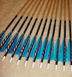 55-60# Eagle Arrows – Cedar, Blue Cap