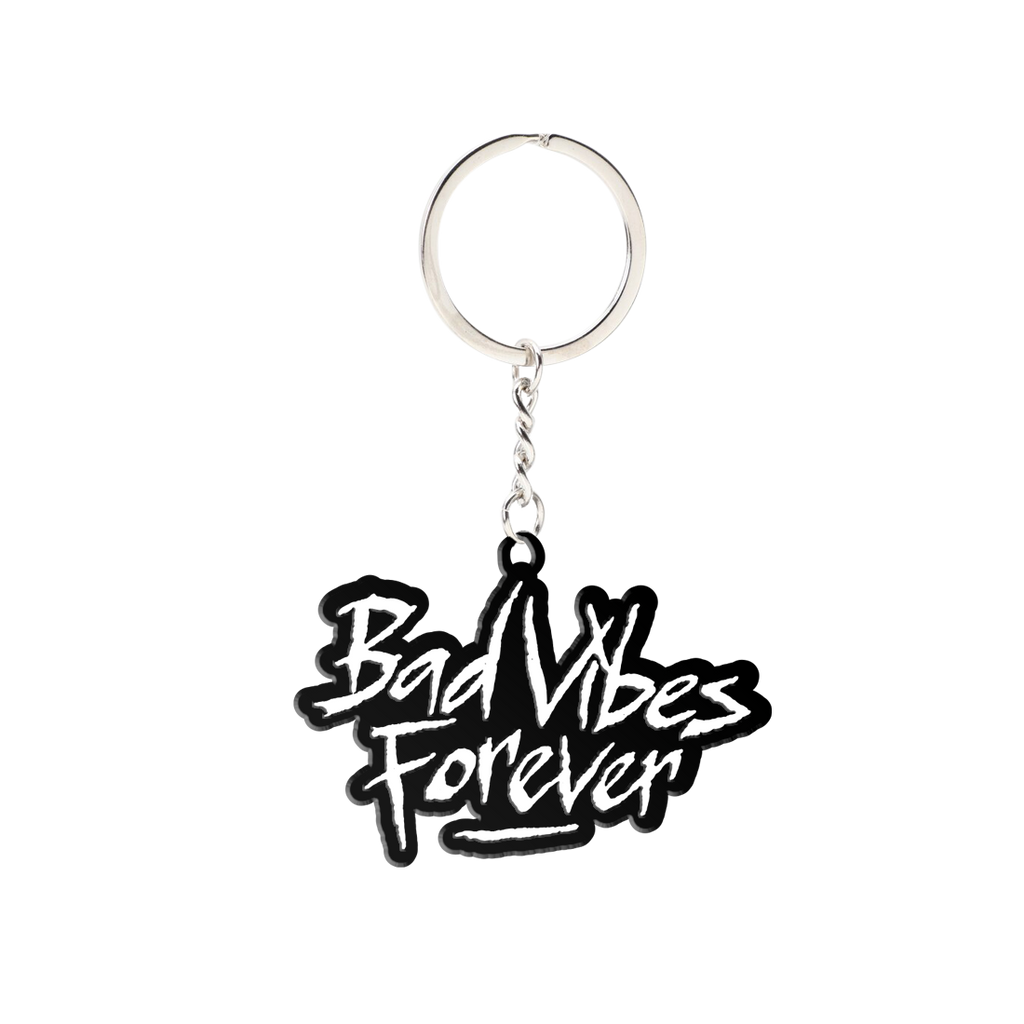 BAD VIBES FOREVER KEY CHAIN + DIGITAL ALBUM