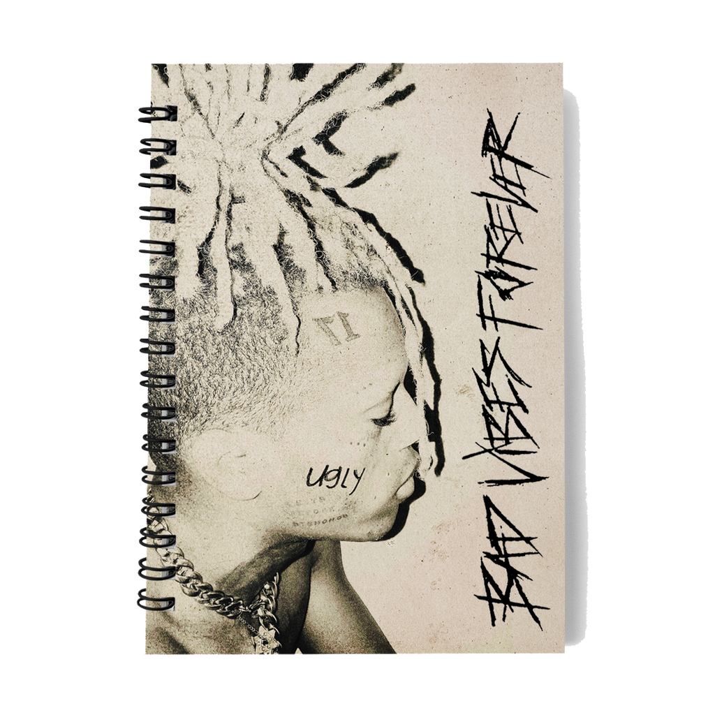 BAD VIBES FOREVER JOURNAL + DIGITAL ALBUM