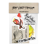 BAD VIBES FOREVER STICKER SET + DIGITAL ALBUM