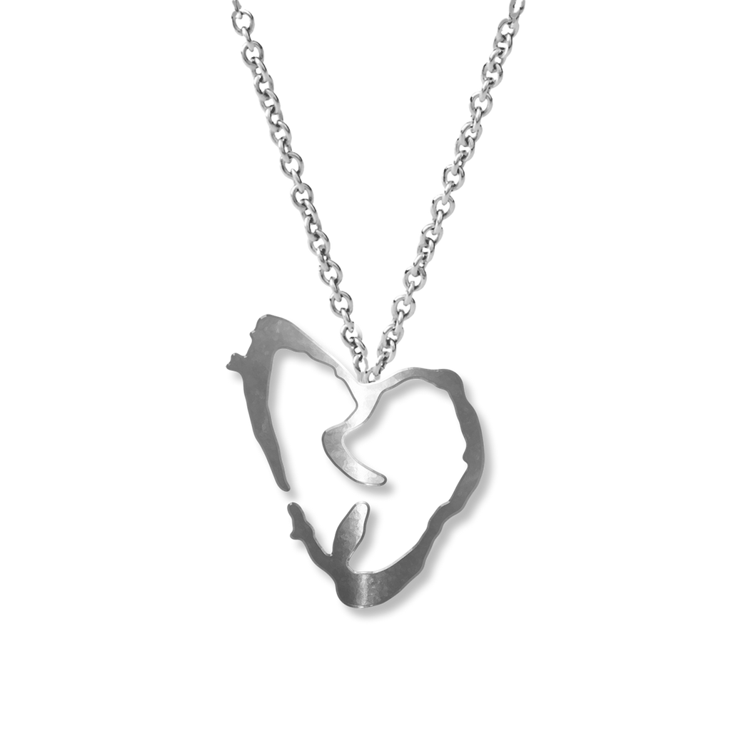 the remedy for a broken heart pendant + digital album