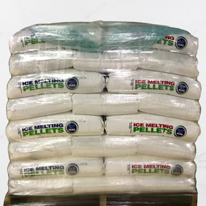 1 pallet/48 bags PureMG ice melting pellets