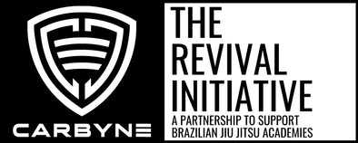 CARBYNE Returns With The REVIVAL INITIATIVE To Aid BJJ Academies
