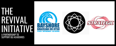 Final Wave of THE REVIVAL INITIATIVE With Bayshore BJJ, Common Ground BJJ & Strategic Combat Academy