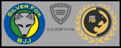 CARBYNE Collaborations with Silver Fox BJJ and Stout PGH