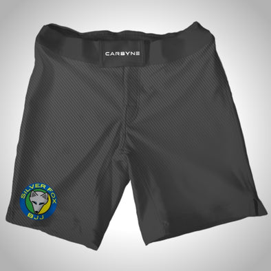 Carbyne Industries Silver Fox Brazilian Jiu Jitsu NoGi BJJ Shorts Grappling