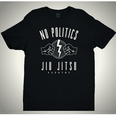 Carbyne industries BJJ Jiu Jitsu No Politics