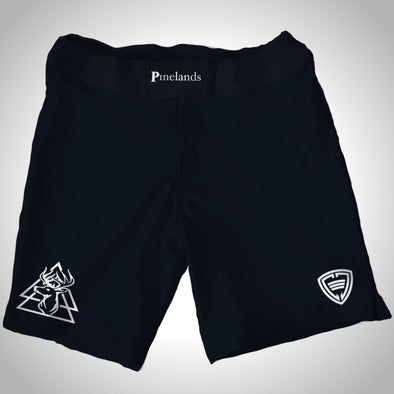 Pinelands BJJ Brazilian Jiu JItsu Shorts CARBYNE Revival Initiative