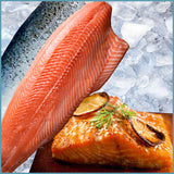 Superior Norwegian D Cut Salmon Fillet