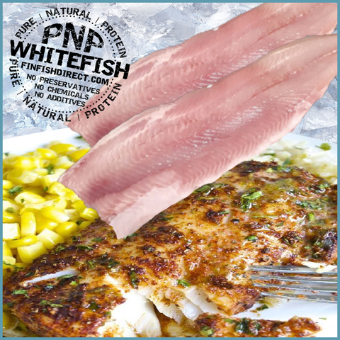 Whitefish Fillets (Frozen)