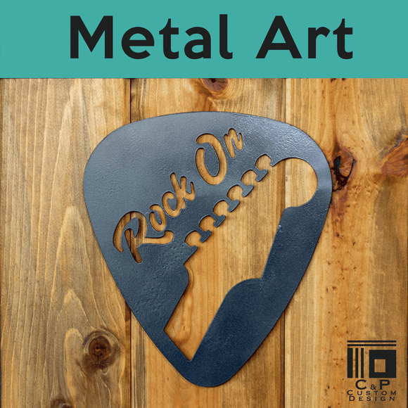 We are a local manufacturer and retailer offering quality made metal art and decor perfect for every room in your home and outdoor living space.