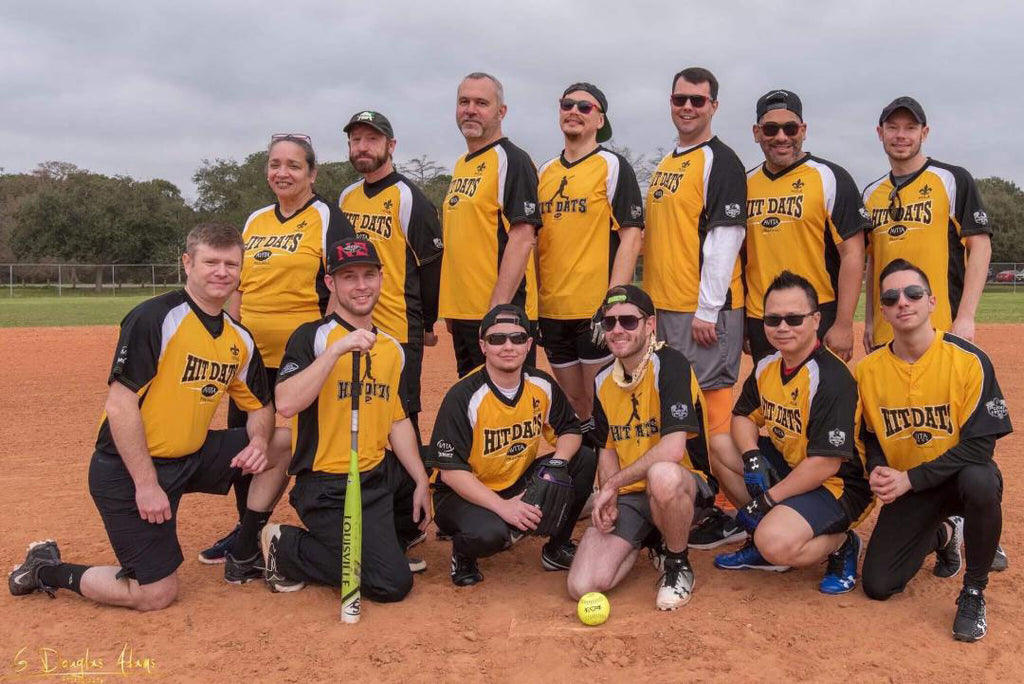 The Hit Dats Softball Team