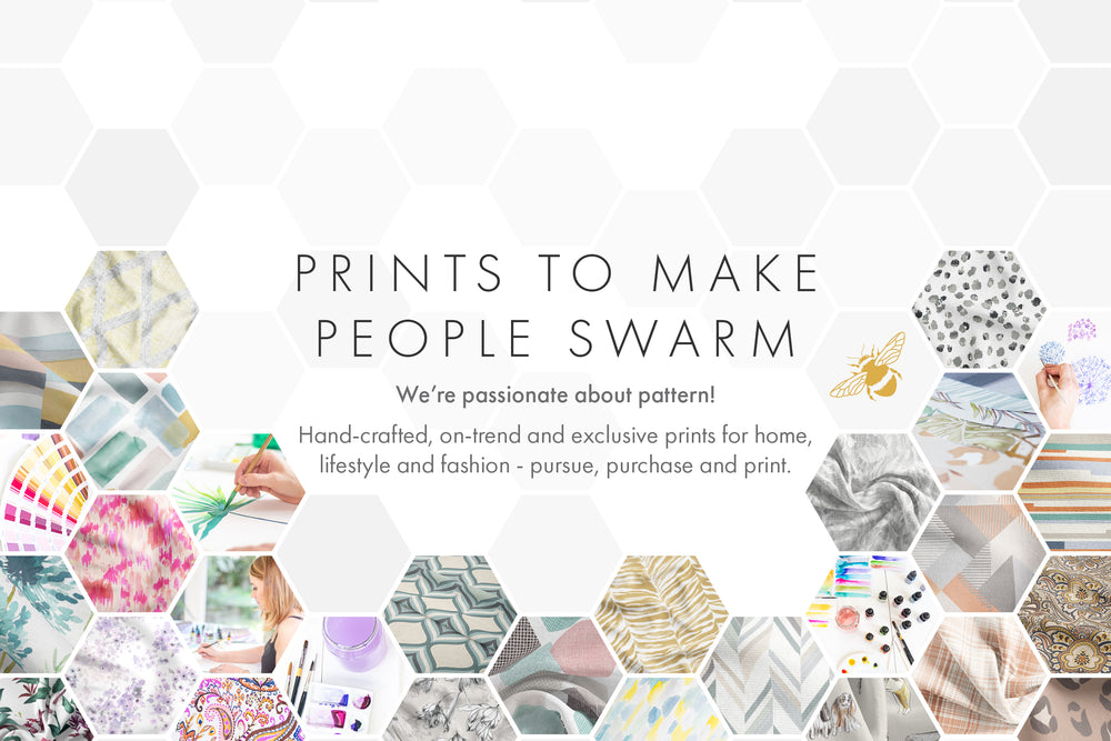 Prints to make people swarm