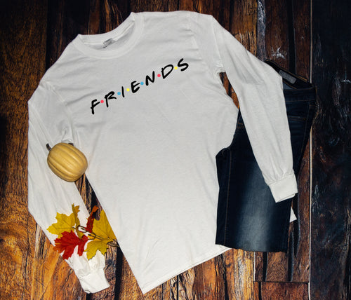 Friends L/S Shirt
