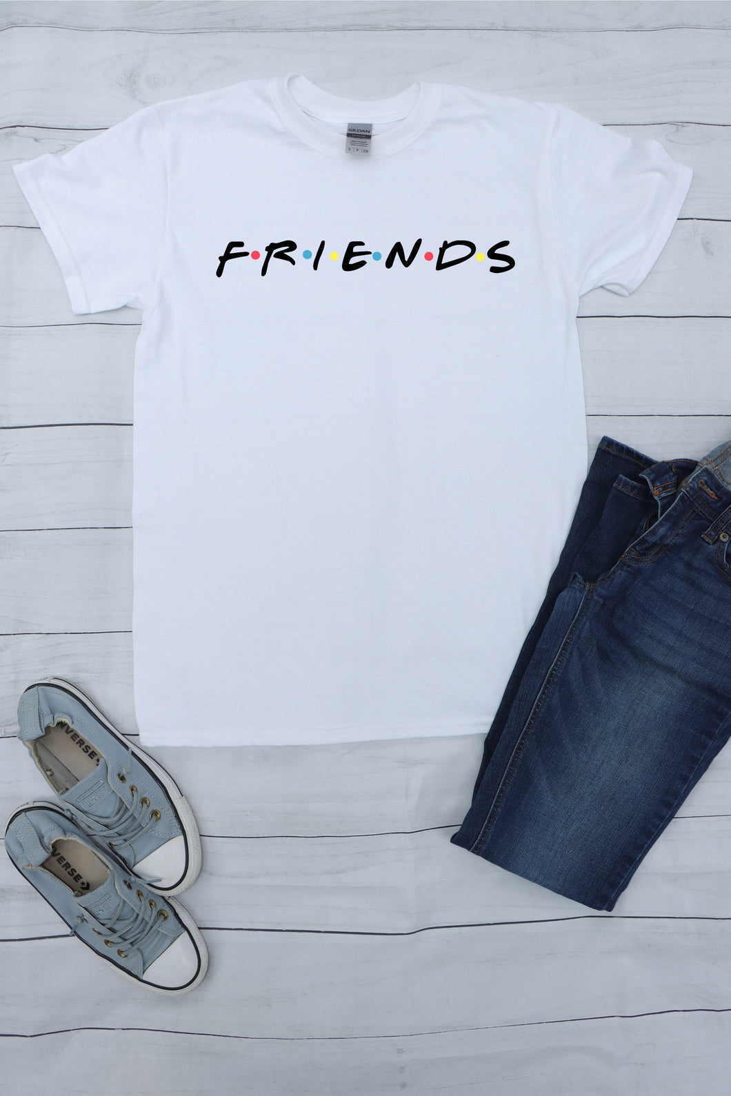 Friends S/S Shirt