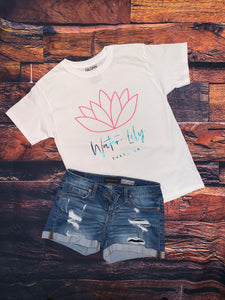 Water Lily Creations Logo Shirt