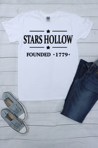 'Stars Hollow' S/S Shirt