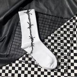 Barbed Wire Socks 🌪-Sour Puff Shop