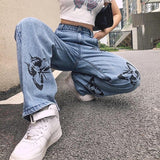 Butterfly Flutter Jeans 🦋-Sour Puff Shop