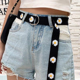 Daisy Lover Belt 🌼💗-Sour Puff Shop