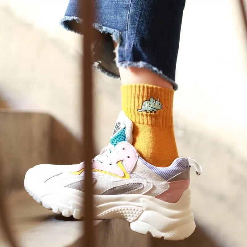 Dino Socks dinosaur 🦕🦖 - Sour Puff Shop