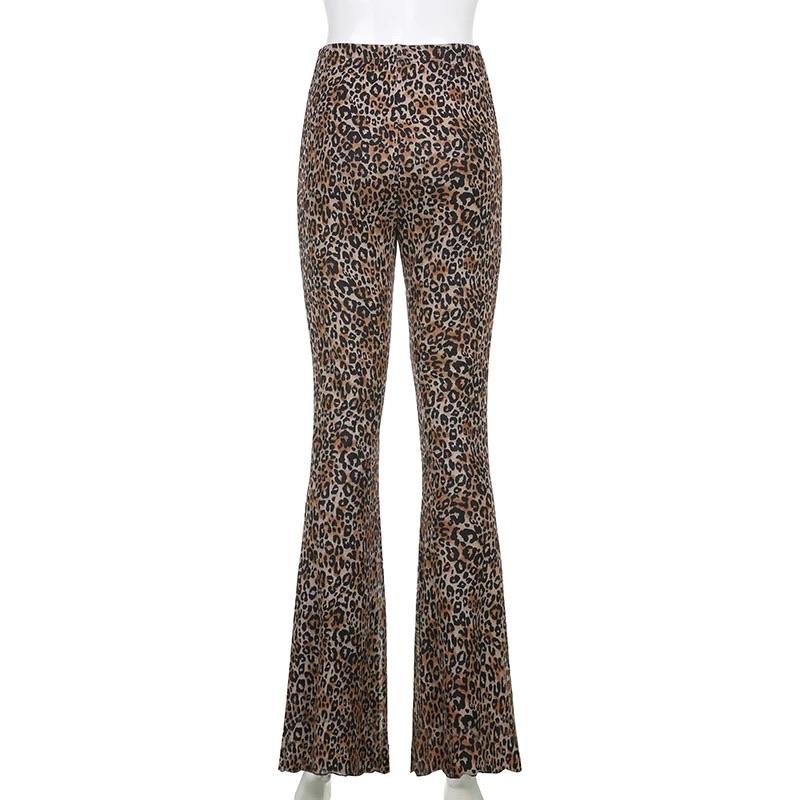Dolly Leopard Pants 🍂 - Sour Puff Shop
