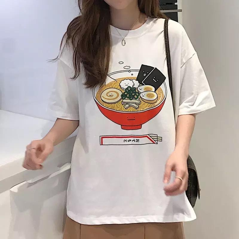 Ramen Bowl T-Shirt 🍜💕 - Sour Puff Shop