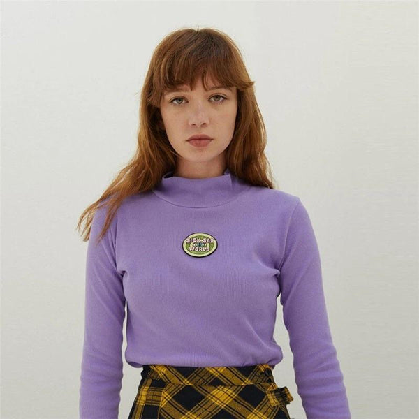 Sick Sad World Sweatshirt 💜🔮 - Sour Puff Shop