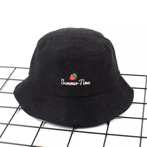 Summer Time Bucket Hats 🍓-Sour Puff Shop