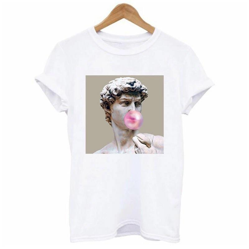 Unbothered Michelangelo T-Shirt - Sour Puff Shop