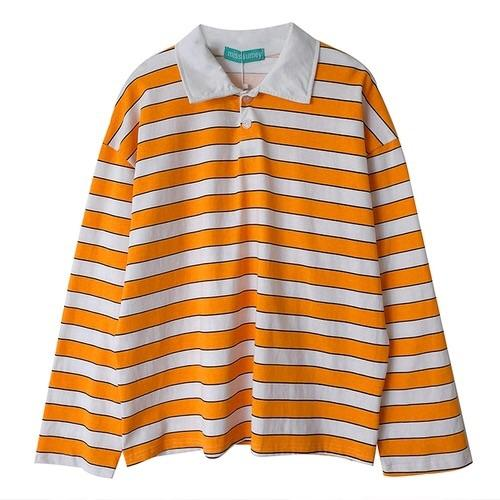 Vintage Striped Shirt - Sour Puff Shop