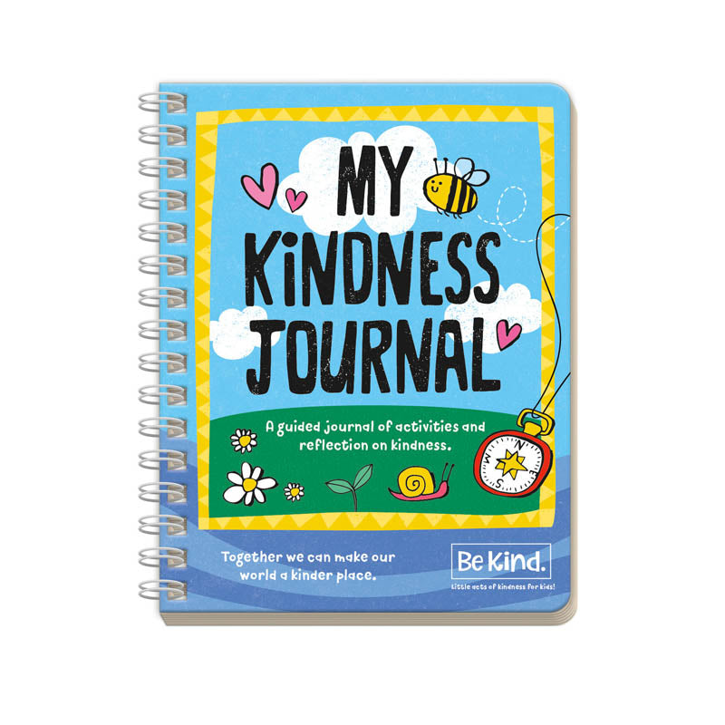 My Kindness Journal: A Guided Journal of Activities and Reflection on Kindness