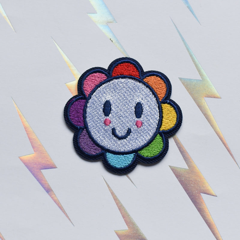Jordana's Rainbows Patches