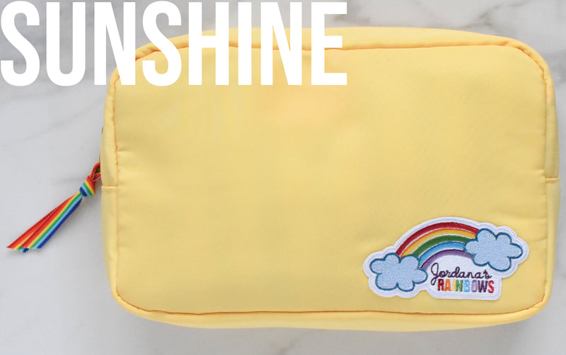 Rainbow Pouch with 1 Patch