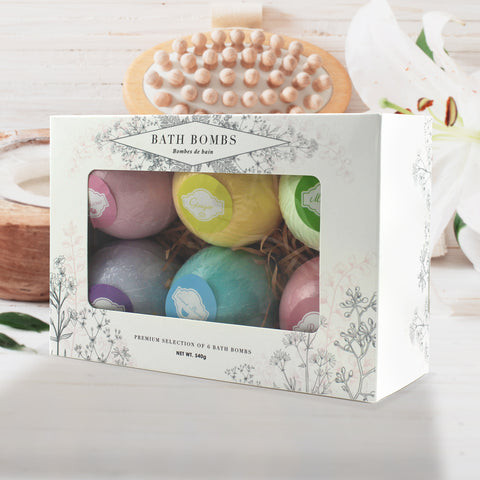 virtail-holiday-gift-guide-beauty-favorites-beautyfrizz-bath-bombs-set-of-six | Virtail