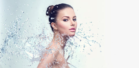 Water Splash Hydration for Summer - Beauty tip for summer