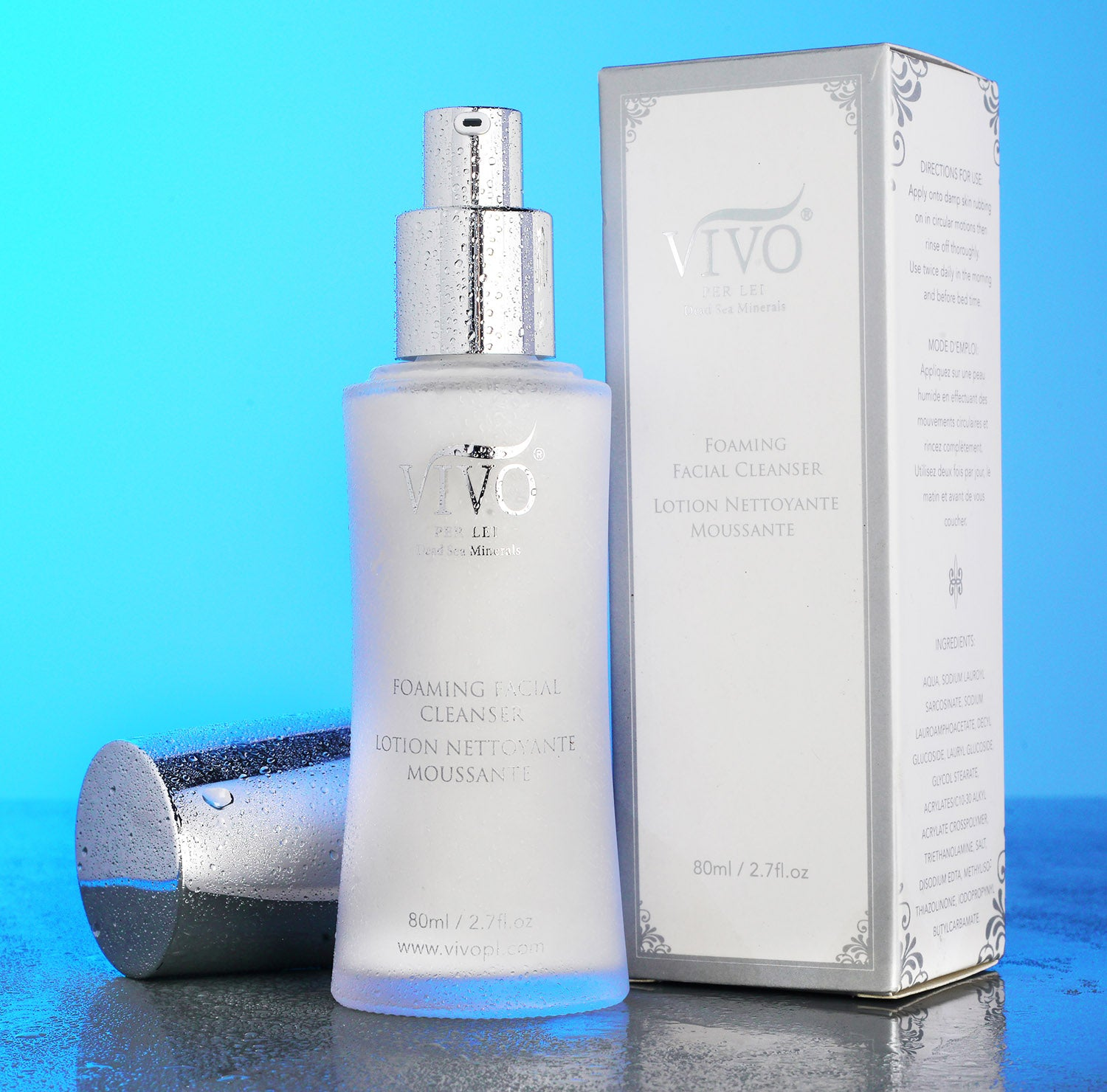 Vivo Per Lei Foaming Face Wash