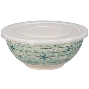 Beach Themed Bowl Set