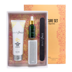 Beautyfrizz Citrus Manicure Set