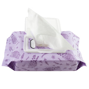 Beautyfrizz Lavender Facial Cleansing Wipes