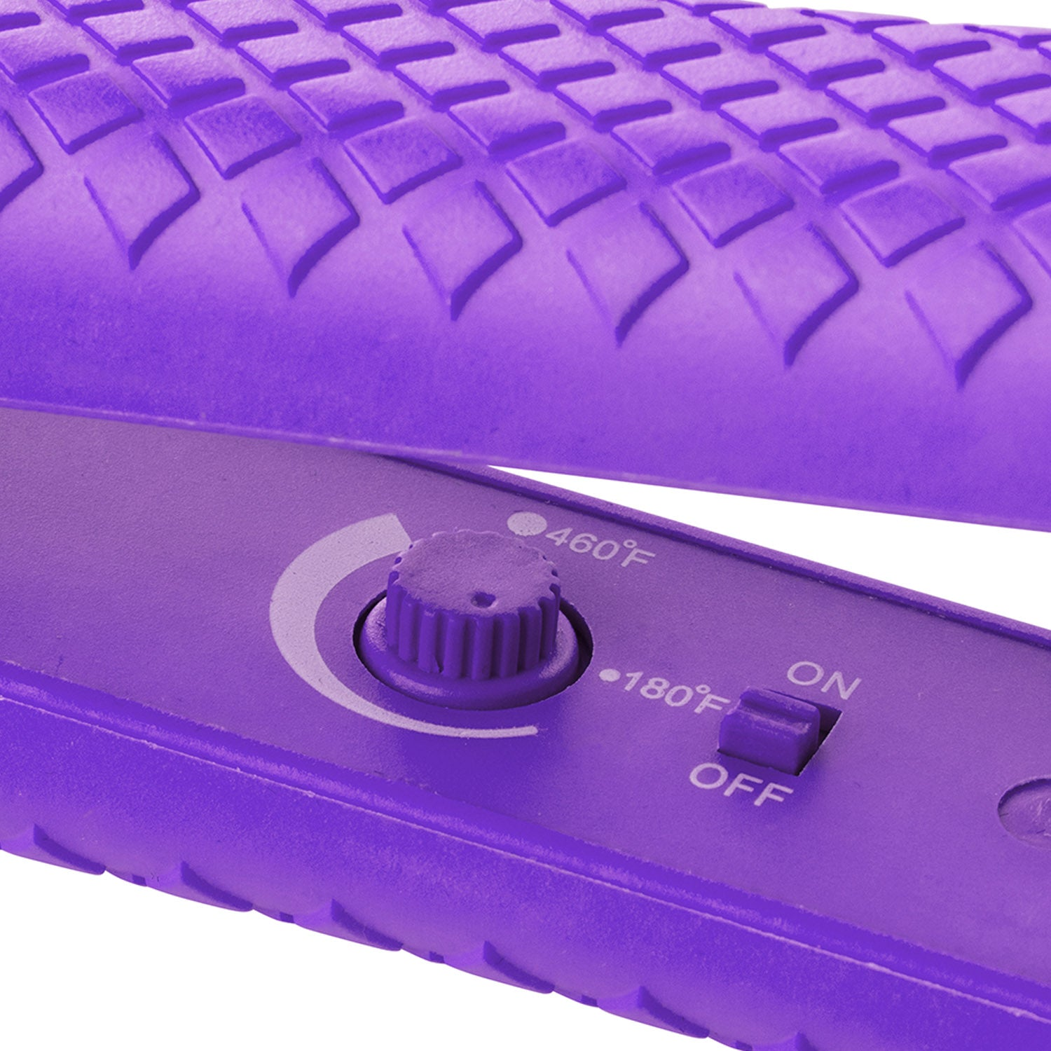 Lionesse Ceramic Purple Thick Hair Straightener