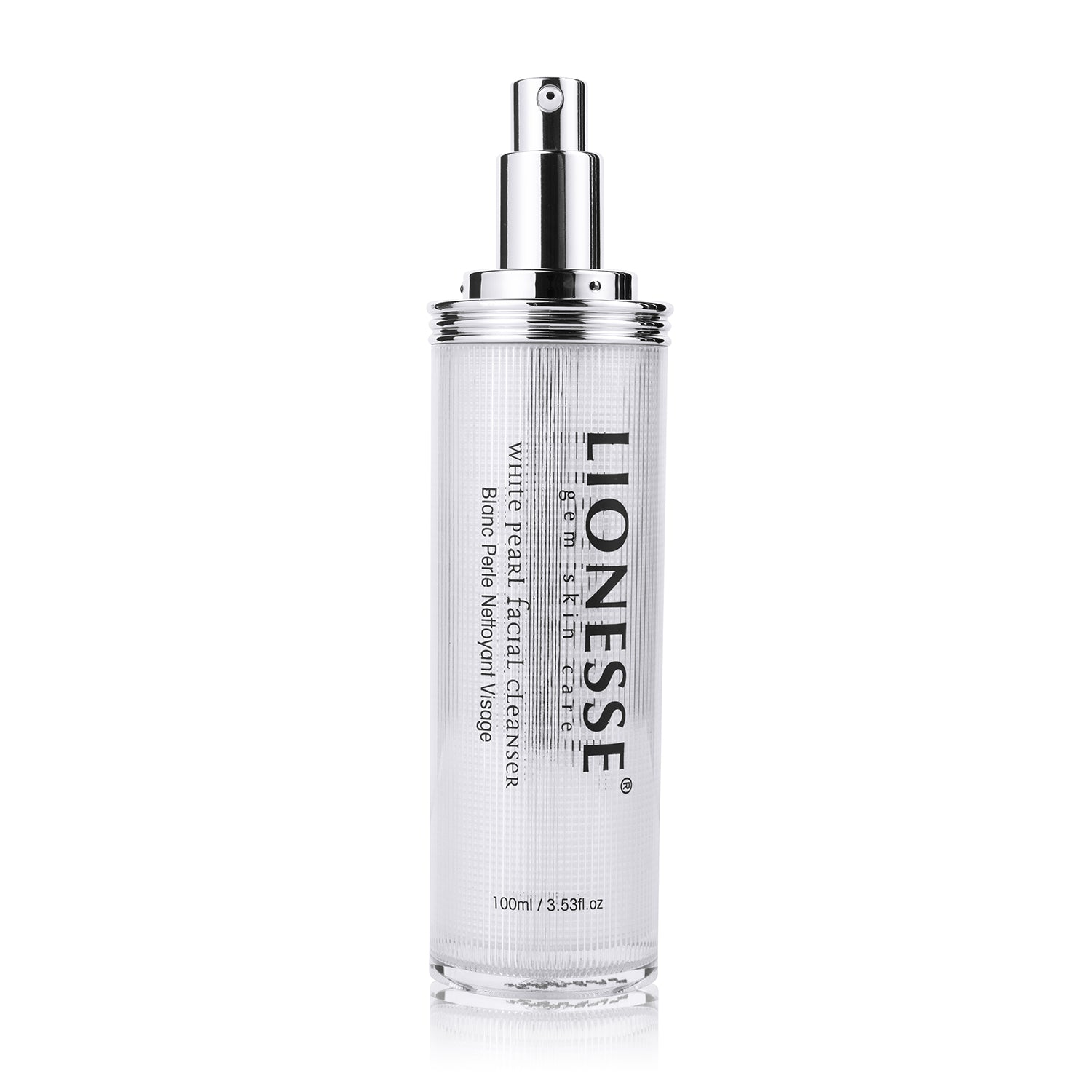 Lionesse White Pearl Facial Cleanser