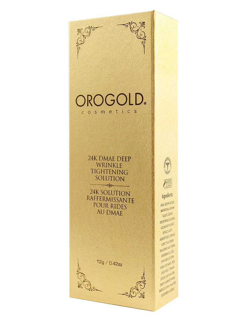 orogold facial skin tightening cream