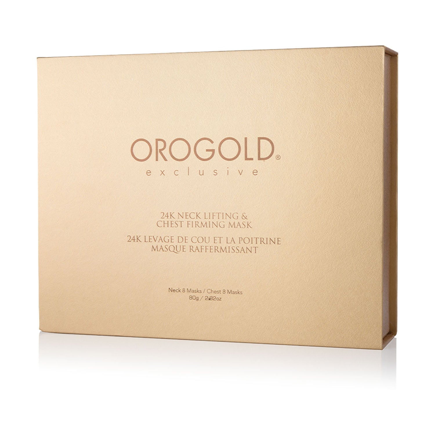 OROGOLD 24K Neck Lifting and Chest Firming Mask