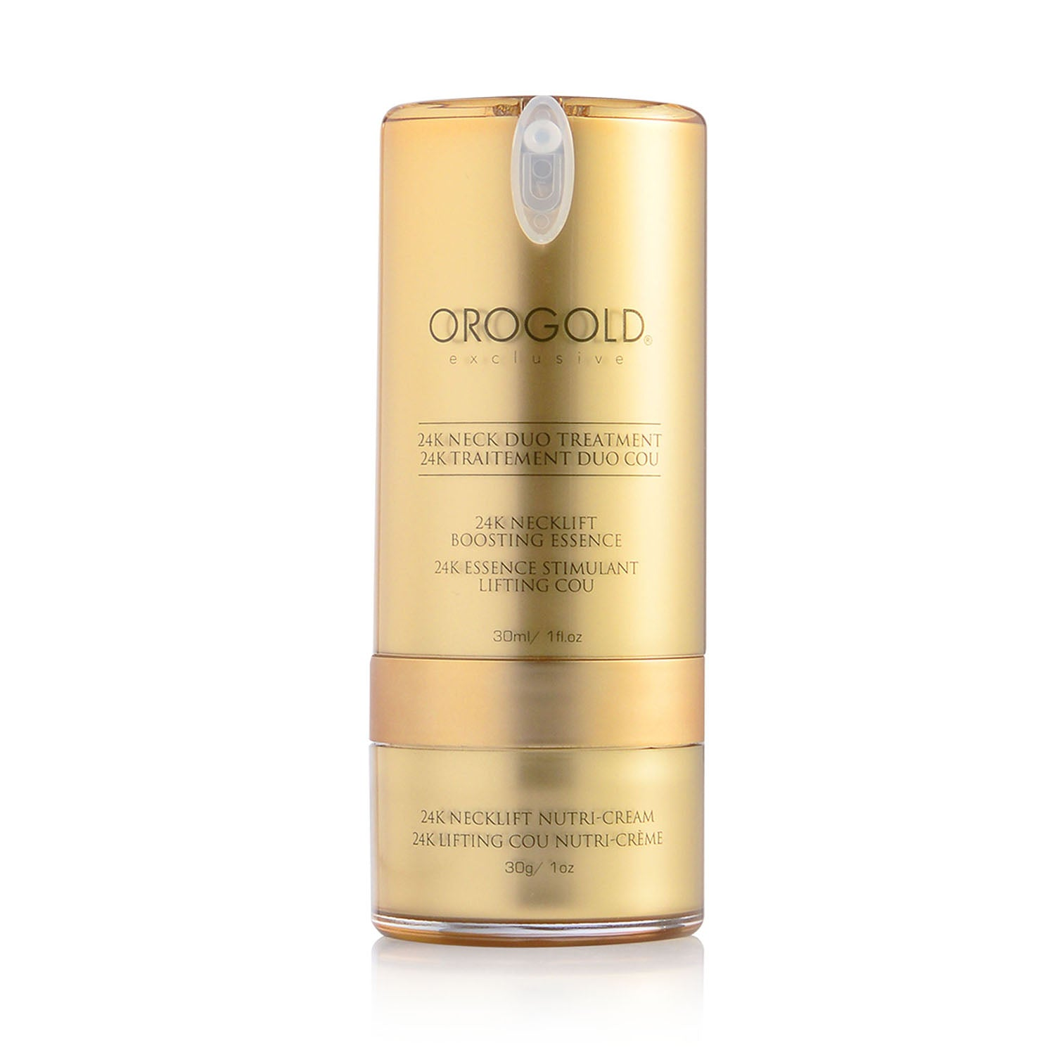 OROGOLD Cosmetics Neck Firming Treatment