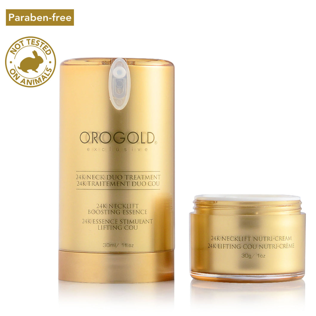 OROGOLD Cosmetics Neck Wrinkle Cream