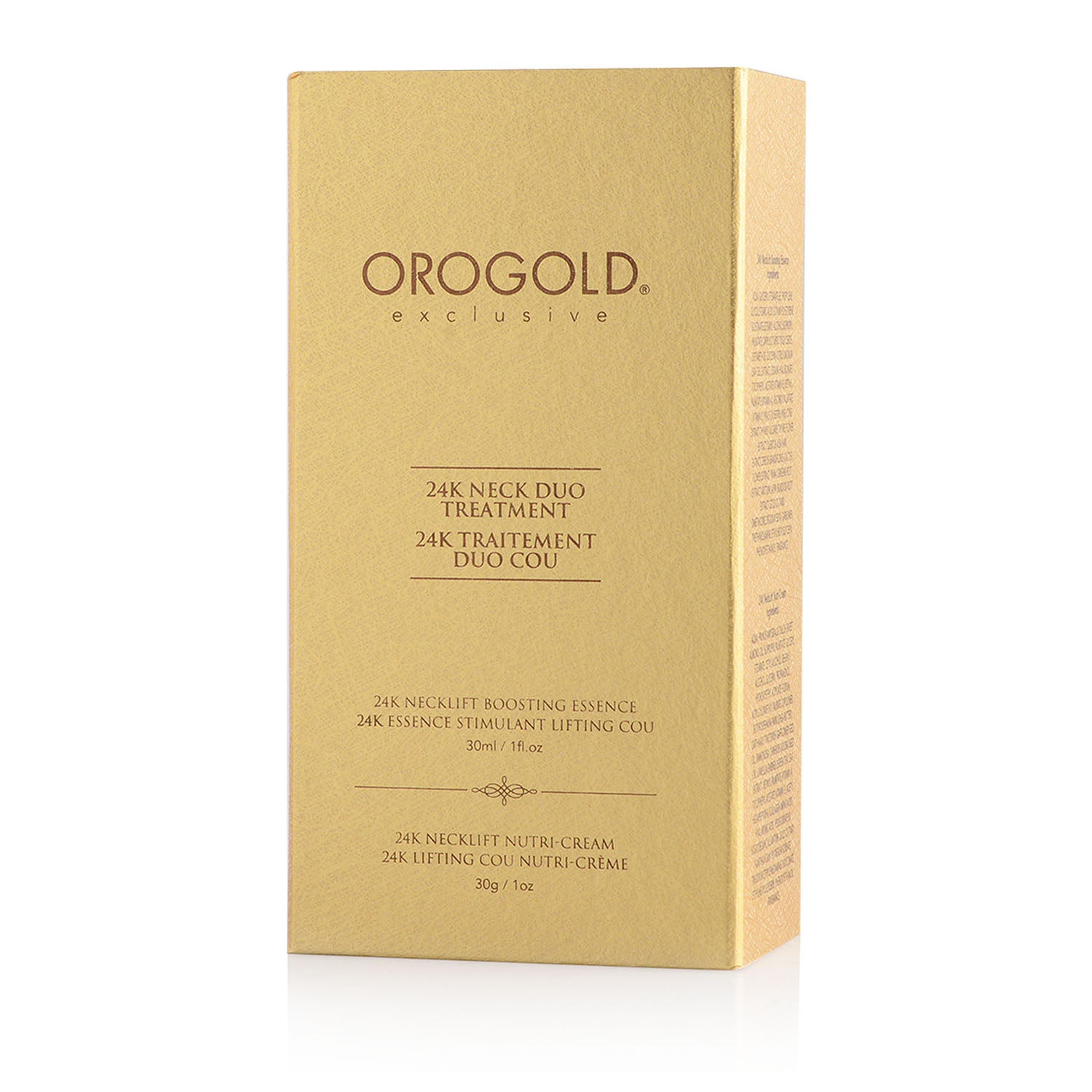 OROGOLD Neck Wrinkle Treatment