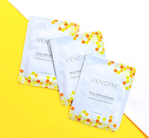 Venofye Royal Honey Hydrating Sheet Mask